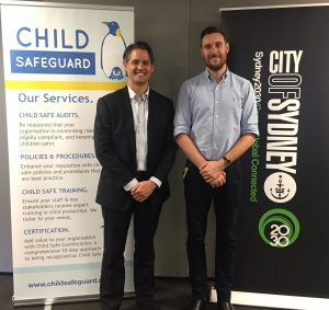 City of Sydney, Child Safe Workshop March 2018